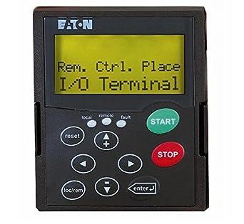 D EATON KEYPAD-LOC//REM AC Drive Keypad,Remote,3 in