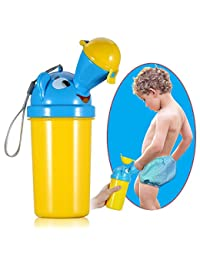 ONEDONE Portable Baby Child Potty Urinal Emergency Toilet for Camping Car Travel and Kid Potty Pee Training (boy) BOBEBE Online Baby Store From New York to Miami and Los Angeles
