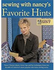 Sewing with Nancy's Favorite Hints