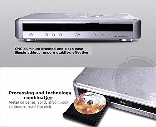GOWE reproductor de CD Nivel Tubo salida CD y USB Tanto ...