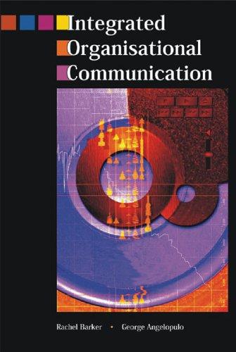 Integrated Organisational Communication
