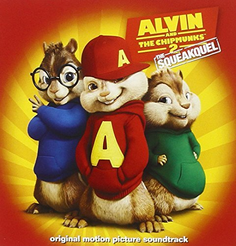 Alvin And The Chipmunks 2: The Squeakquel By Alvin And The Chipmunks 2: The Squeakquel (2009-12-07) (Alvin And The Chipmunks The Squeakquel 2009)