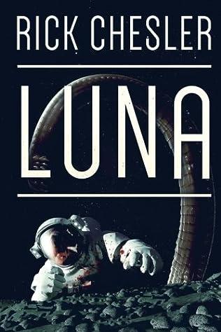 book cover of Luna