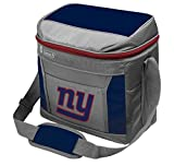 Coleman NFL Soft-Sided Insulated Cooler Bag, 16-Can Capacity, New York Giants