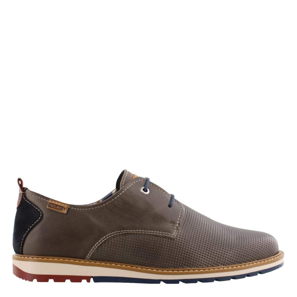 Dark Grey Pikolinos Men's, Berna Lace Up shoes