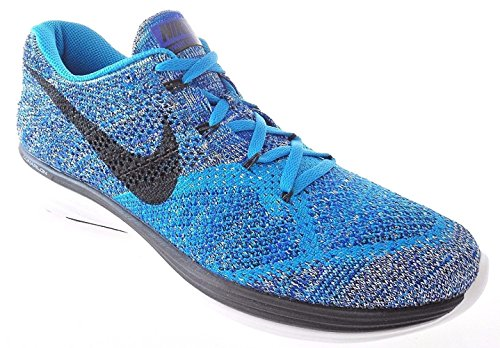 - Nike Men's Flyknit Lunar3 Running Shoe