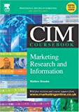 Marketing Research and Information, Housden, Matthew, 0750661941