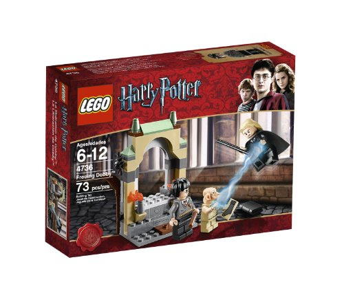 LEGO Harry Potter Freeing Dobby (4736)