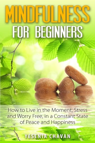 Mindfulness for Beginners: How to Live in the Moment, Stress and Worry Free in a Constant State of Peace and Happiness