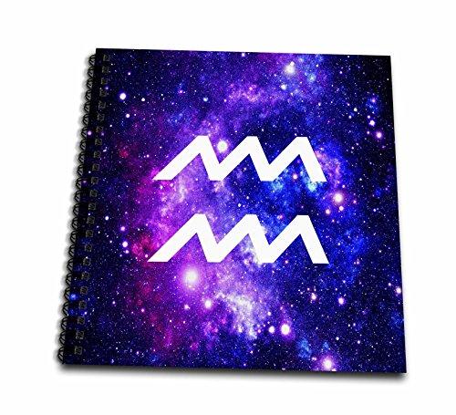3drose-db-202144-1-aquarius-symbol-on-purple-space-background-aquarian-horoscope-sign-drawing-book-8