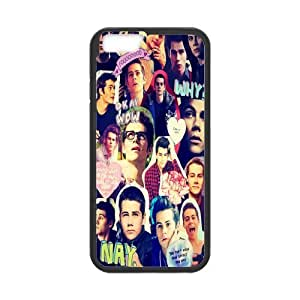 Onshop Dylan O'Brien Collage Pattern Custom Phone Case Laser Technology for iPhone 6 4.7 Inch