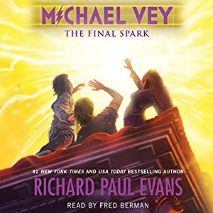 Download audiobook The Final Spark: Michael Vey, Book 7