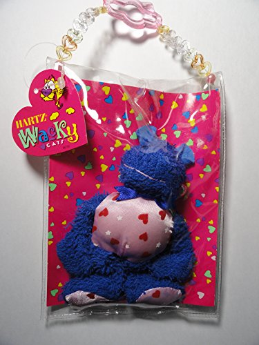 Wacky Cat Ball (Catnip Filled Blue Bear)