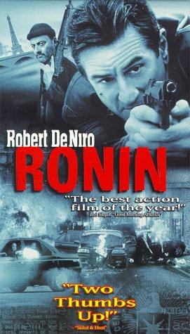 Ronin [VHS]