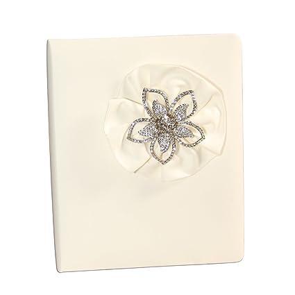 Amazon.com: Ivy Lane Diseño Verona boda memoria libro, color ...