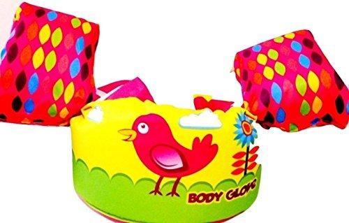 【安心発送】 Body Glove Glove Pink Shore Jacket Bird Swim Paddle Pals Learn to Swim Life Jacket PFD 13226sc [並行輸入品] B078BPRPZD, 大宜味村:65b19ab7 --- a0267596.xsph.ru