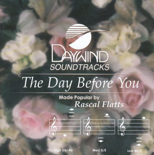 Day Before You [Accompaniment/Performance Track]