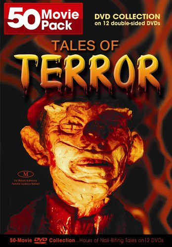 Tales of Terror 50 Movie Pack Collection by DIGITAL1STOP