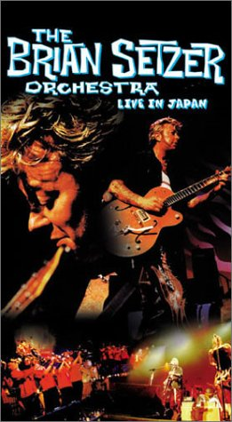 (The Brian Setzer Orchestra - Live in Japan [VHS])