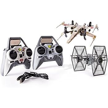 Air Hogs - Star Wars X-wing vs. TIE Fighter Drone Battle Set