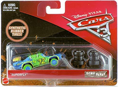 Mattel Disney Cars Cars 3 Demo Derby