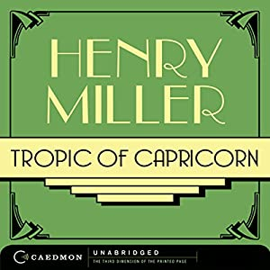 Tropic of Capricorn Audiobook