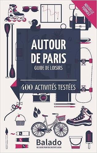 Lire Autour de Paris : 400 activités testées pdf, epub