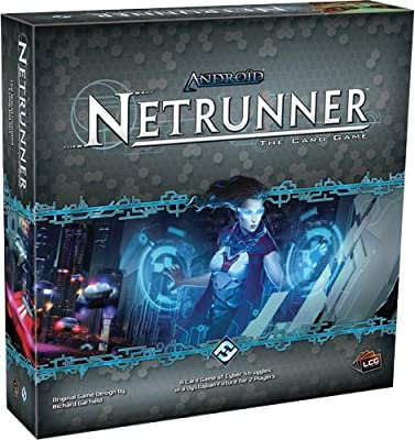Android Netrunner Living Card Game by Fantasy Flight Pub Inc