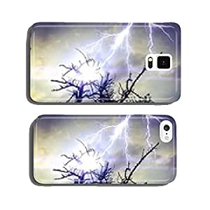Lightning in a tree - Thunderstorm cell phone cover case iPhone6
