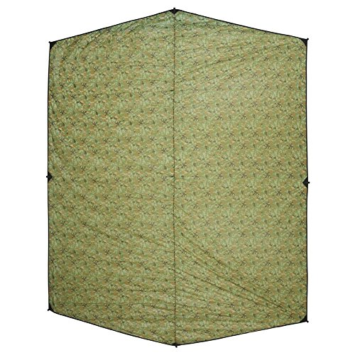 OneTigris Outdoor Hexagonal Camo Sil Tarp Waterproof & Ultralight RipStop Nylon Material 1310ft for Backpacking Hiking Camping (Camo) by OneTigris (Image #6)