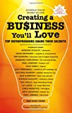 Creating a Business You'll Love, , 1416206418