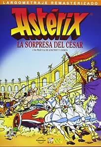 Astérix. La Sorpresa Del César [DVD]