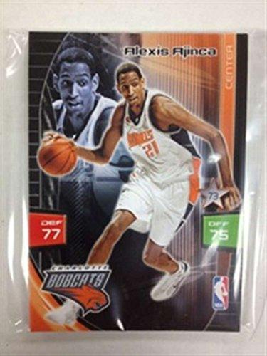 - 2009-10 Adrenalyn XL Charlotte Bobcats Team Set 10 Cards Mint