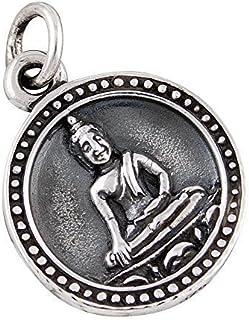 AFP Anhänger Buddha 925 Sterling Silber AS-472