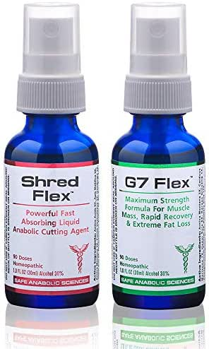 Ultimate Fat Burner Stack by Award-Winning Top Legal Steroids, 1-Month Supply   Natural Fat Burning Cutting Agent   Increase Lean Muscle & Tone   Shed Fat & Excess Water   Bodybuilding & Crossfit