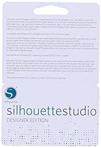 Silhouette Studio Designer Edition Software Card