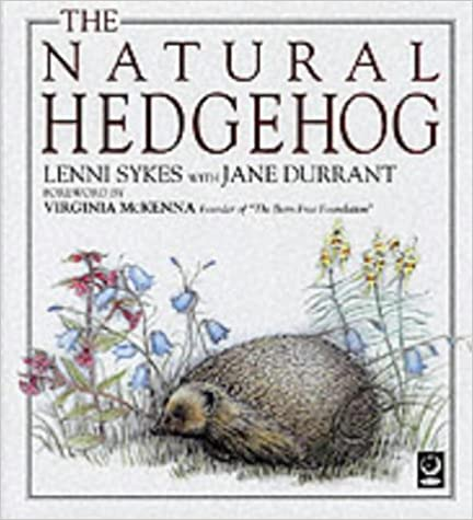 Book The Natural Hedgehog