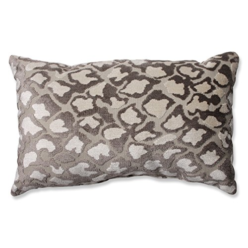 Pillow Perfect Swagger Velvet Rectangular