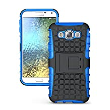 Samsung Galaxy E5 phone case [Tire profile series]TPU+PC PC Shock drop resistance cover forSamsung Galaxy E5