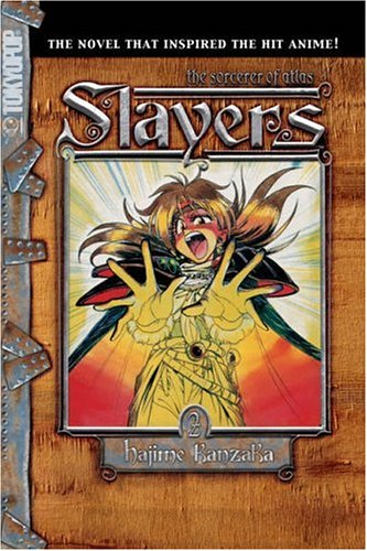 Download Slayers Text, Vol. 2: The Sorcerer of Atlas pdf