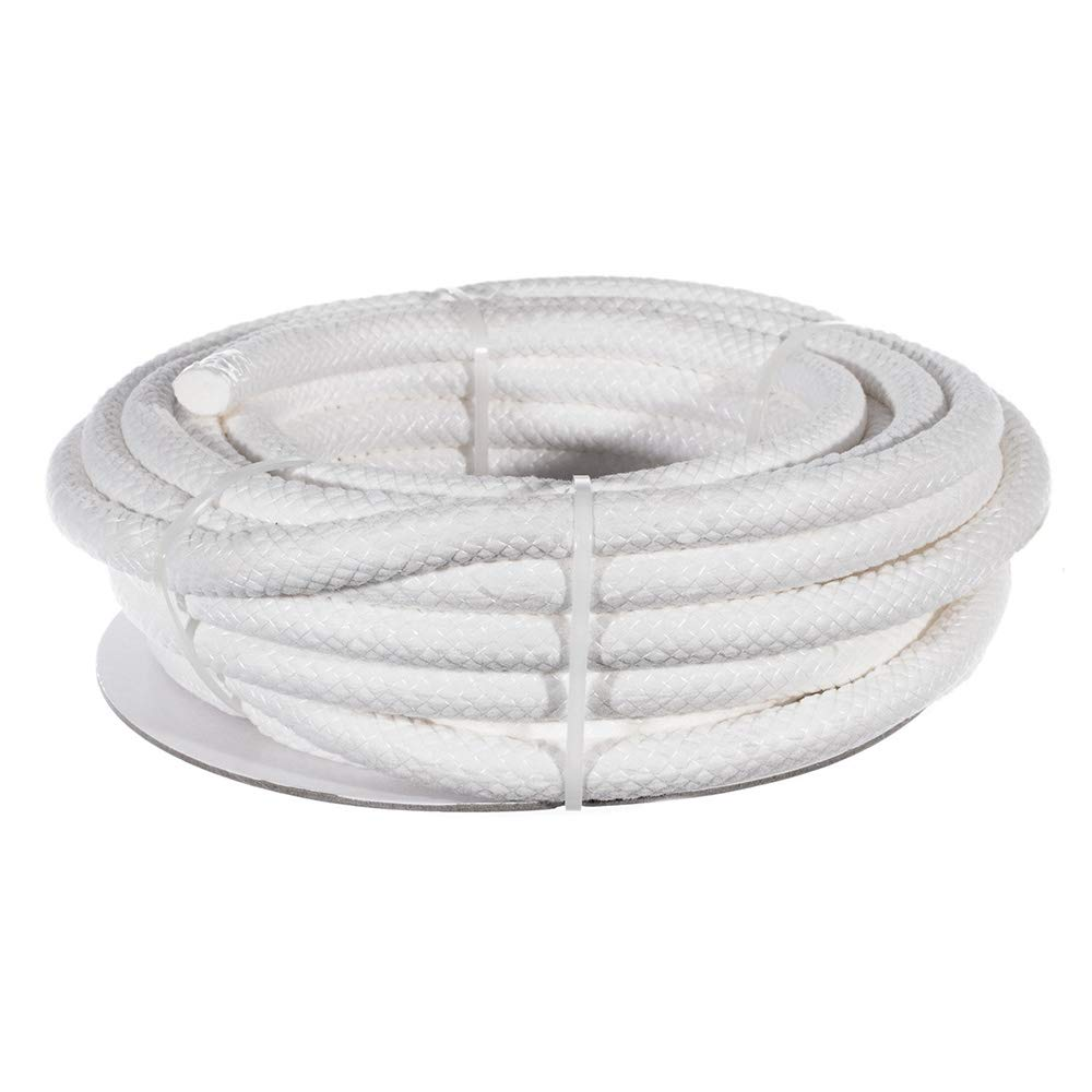 "Coiling Cord with Multiple Size and Length Variations - 3/4"", 1/2"" and 1/4"" in Either 30, 50, 100, or 180ft in Length Options - Perfect for Basket Weaving Craft County"