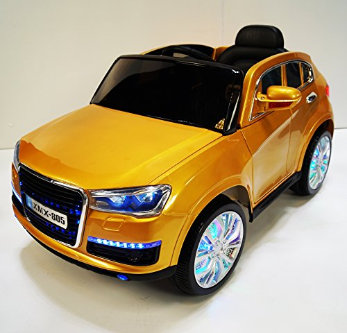 Best Ride On Cars Bentley Ra 12v: Audi Q7 Style Ride On Toy Car For Kids With Remote Control