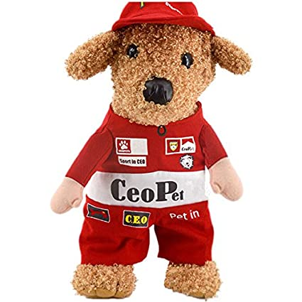 Buy Racer 5 Funny Dog Clothes Costume Cool Pet Dog Costume Suit
