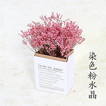 Nordic Wind Rose Blume Ins Set Schreibtisch Wohnzimmer Schlafzimmer Home  Decoration Natürliche Getrocknete Blumen Frische Kleine