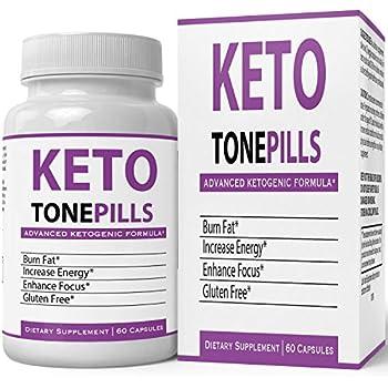 Amazon.com: Keto Tone Pills Weightloss Supplement Keto ...