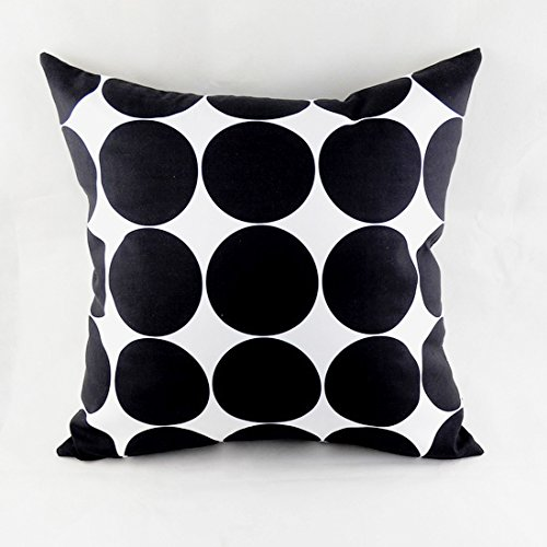 black-white-polka-dot-abstract-geometric-throw-pillow-case-for-couch-bedding-home