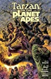 img - for Tarzan on the Planet of the Apes book / textbook / text book