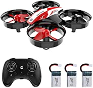 Holy Stone HS210 Mini Drone RC Nano Quadcopter Best Drone for Kids and Beginners RC Helicopter Plane with Auto