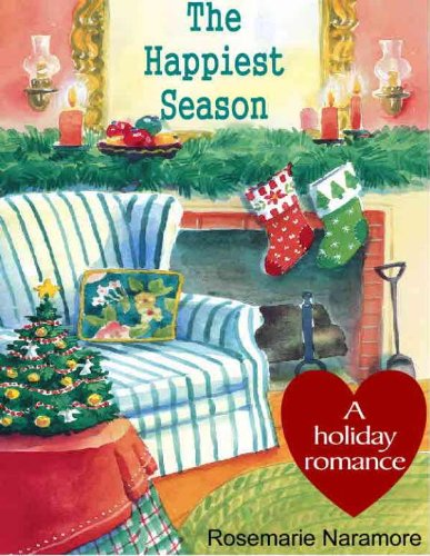 The Happiest Season by [Naramore, Rosemarie]