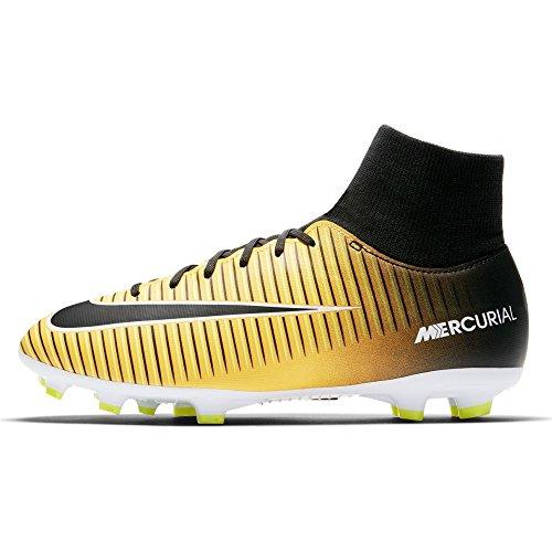 Nike Unisex-Kinder Mercurial Victory Vi Dynamic Fit (Fg) Fußballschuhe Mehrfarbig